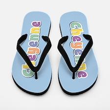 Cheyenne Spring14 Flip Flops