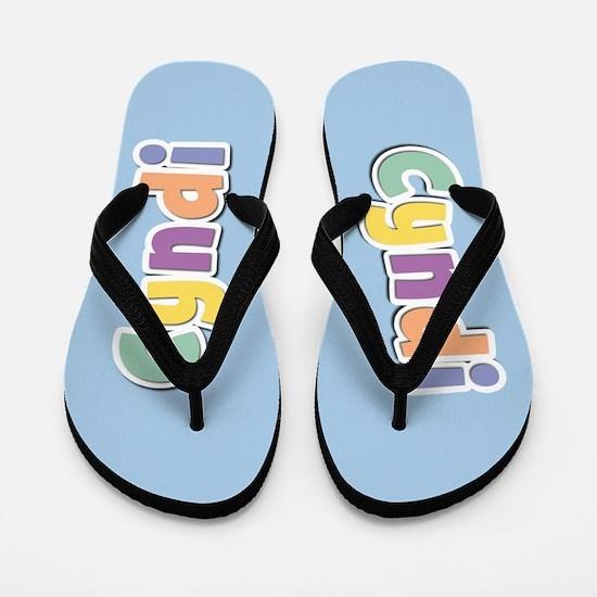Cyndi Spring14 Flip Flops