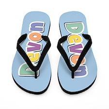 Devon Spring14 Flip Flops