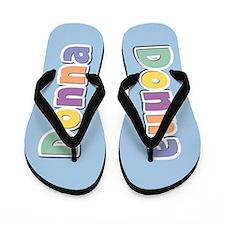Donna Spring14 Flip Flops