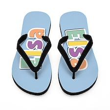 Elsa Spring14 Flip Flops