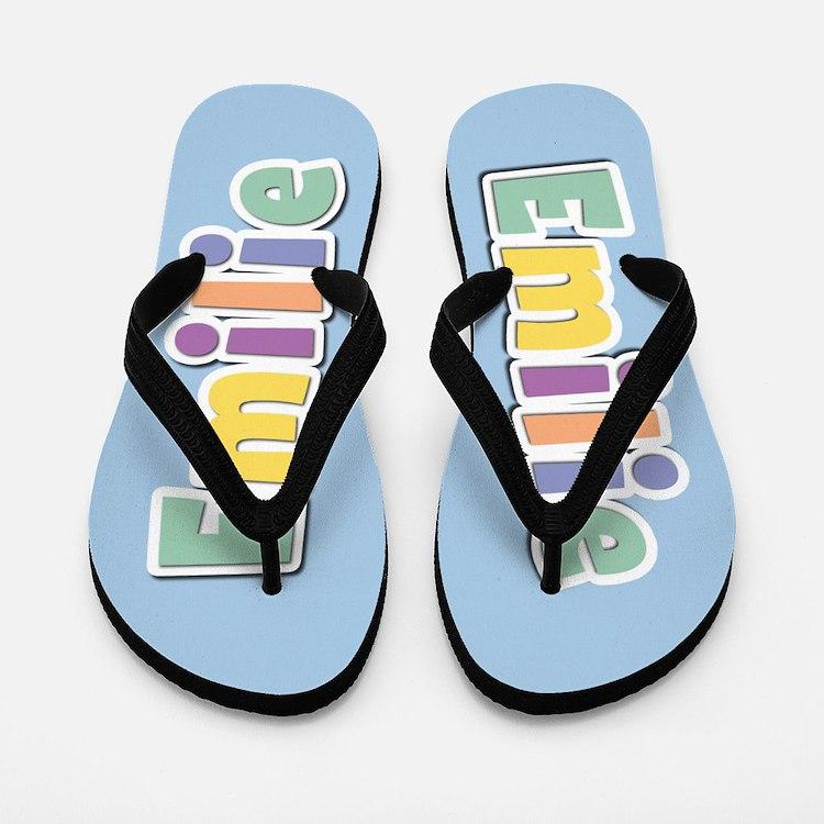 Emilie Spring14 Flip Flops