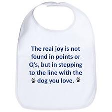 The Real Joy... Bib