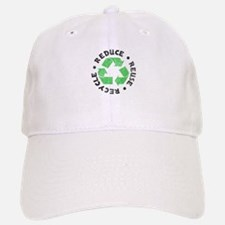 Recycle! Baseball Baseball Cap