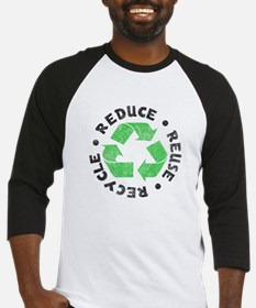 Recycle! Baseball Jersey