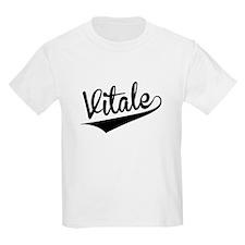 Vitale, Retro, T-Shirt