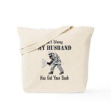 Got Your Back Tote Bag
