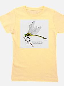 Dragonhunter Dragonfly Girl's Tee