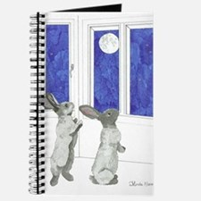 Daily Doodle 4 Rabbit Moon Journal