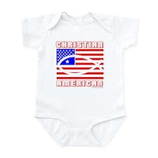 AMERICAN Infant Bodysuit