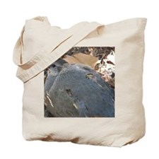 Mommy and Baby Quail Tote Bag