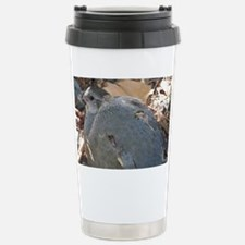 Mommy and Baby Quail Stainless Steel Travel Mug