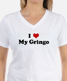 Cute I heart gringos Shirt