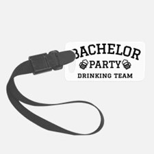 Bachelor Party drinking team Luggage Tag