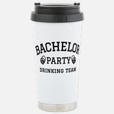 Bachelor Party drinking team Travel Mug