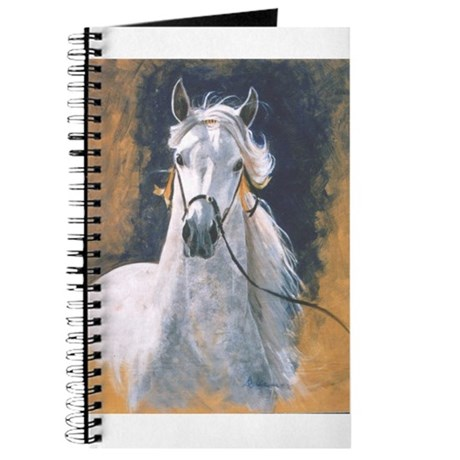 Andalusian Lusitano horse by Delia Journal