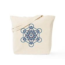 MetatronTGlow Tote Bag