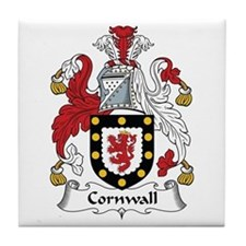 Cornwall Tile Coaster