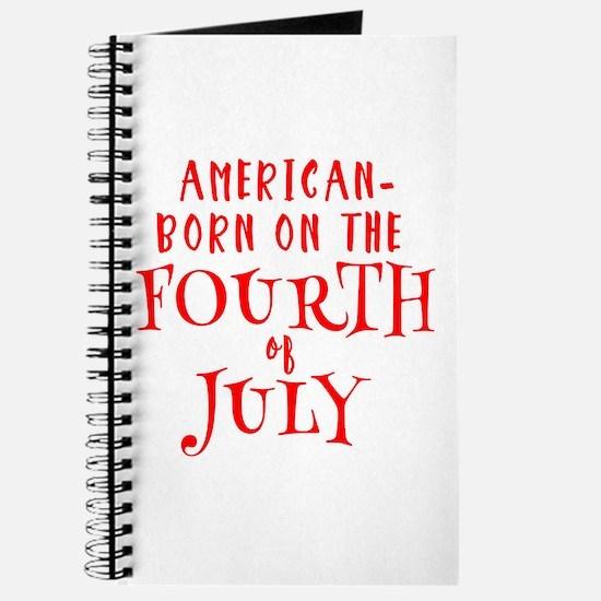Born American On July 4 Journal
