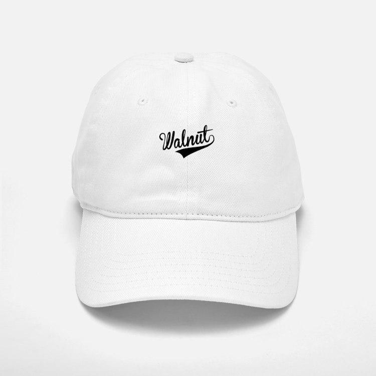 Walnut, Retro, Baseball Baseball Baseball Cap