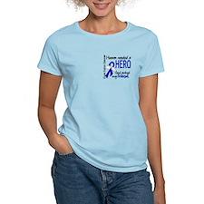 Colon Cancer HeavenNeededHer T-Shirt