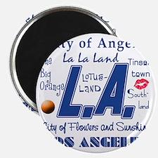 LA Los Angeles Magnet