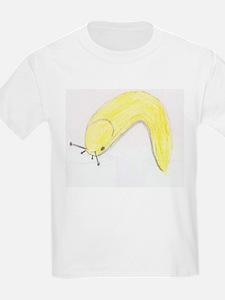 Funny Banana slug T-Shirt