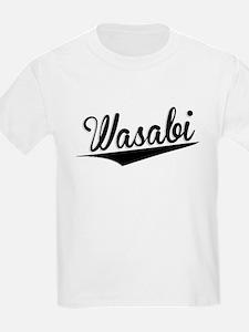 Wasabi, Retro, T-Shirt