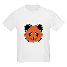 panda head 11 T-Shirt