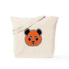 panda head 11 Tote Bag