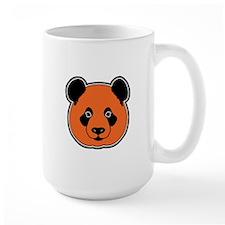 panda head 11 Mug