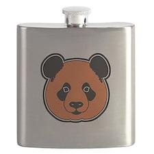 panda head 11 Flask