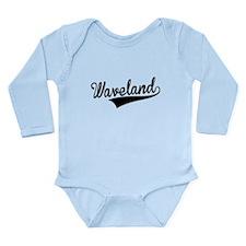 Waveland, Retro, Body Suit