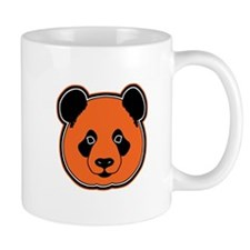 panda head 12 Mug