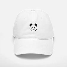 panda head 13 Baseball Baseball Cap
