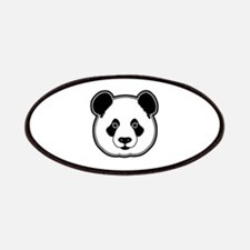 panda head 13 Patches