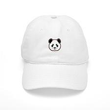 panda head 14 Baseball Cap
