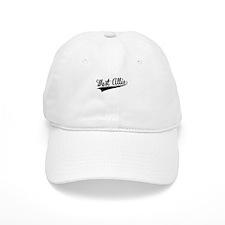 West Allis, Retro, Baseball Baseball Cap