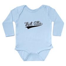 West Allis, Retro, Body Suit