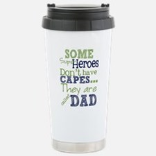 Funny Hero Travel Mug