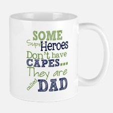 Funny Super dad Mug