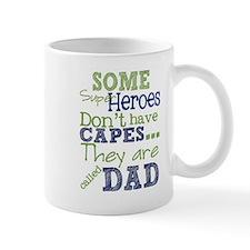 Cute Super dad Mug