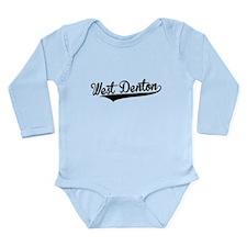 West Denton, Retro, Body Suit