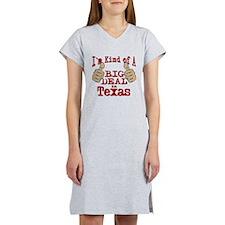 Big Deal - Texas Women's Nightshirt
