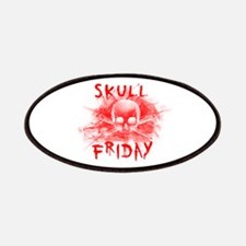 Skull Friday Patches