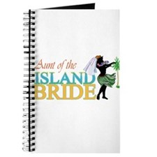 Aunt of the Island Bride Journal