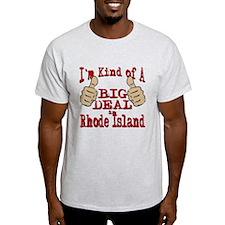 Big Deal - Rhode Island T-Shirt