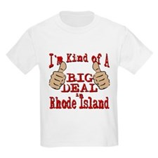 Big Deal - Rhode Island T-Shirt