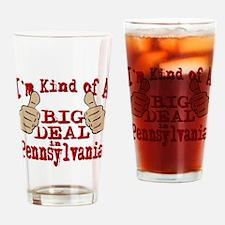 Big Deal - Pennsylvania Drinking Glass