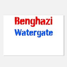 Benghazi Watergate Postcards (Package of 8)
